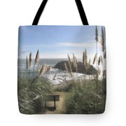 Empty Seat Tote Bag