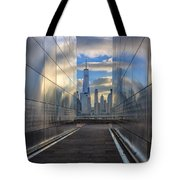Empty Sky Memorial Tote Bag