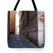 Empty Street Tote Bag