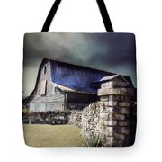 Empyrean Estate Stone Wall Tote Bag