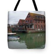 Emsworth Harbour 2 Tote Bag