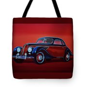 Emw Bmw 1951 Painting Tote Bag