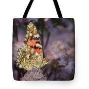 En Garde - Painted Lady - Butterfly Tote Bag