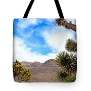 En Route To Grand Canyon West Rim Tote Bag