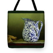 Enamelware - Pitcher Tote Bag