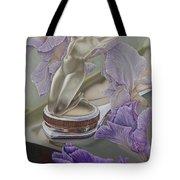 Enchanted Afternoon Tote Bag