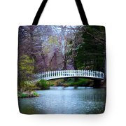Enchanted Bridge Tote Bag