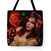 Enchanted Butterfly Tote Bag