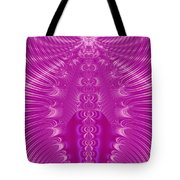 Enchanted By Pink Tote Bag