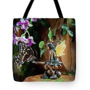 Enchanted Encounters Tote Bag