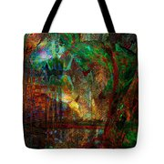 Enchanted Evening Tote Bag