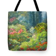 Enchanted Garden Tote Bag