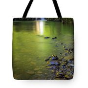 Enchanted Gorge Reflection Tote Bag