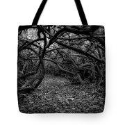 Enchanted Hau Forest Tote Bag