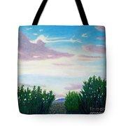 Enchanted Land Tote Bag