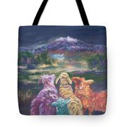 Enchanted Lights Tote Bag
