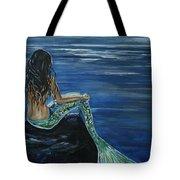 Enchanted Mermaid Tote Bag