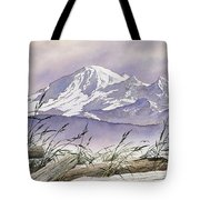 Enchanted Mountain Tote Bag