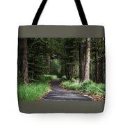 Enchanted Path Tote Bag