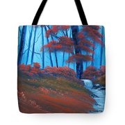 Enchanted Surrealism Tote Bag by Cynthia Adams