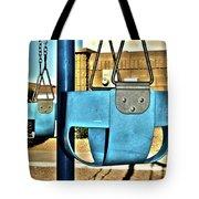 Enchanted Swings  Tote Bag