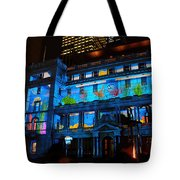 Enchanted Sydney - Coral By Kaye Menner Tote Bag