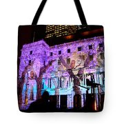 Enchanted Sydney - Wisteria By Kaye Menner Tote Bag