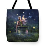 Enchantment - Fairy Dreams Tote Bag