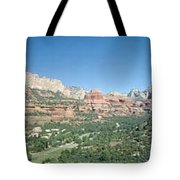 Enchantment Resort Sedona Arizona Tote Bag