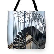 Enclosed Escape Tote Bag