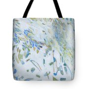 Encounter With An Angel Tote Bag