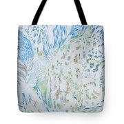 Encounter With Angels Tote Bag