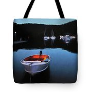 End Of A Beautiful Day Tote Bag