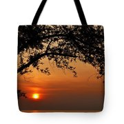 End Of A Day - 1 Tote Bag
