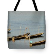 End Of A Days Fishing Tote Bag