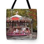 End Of A Season Tote Bag