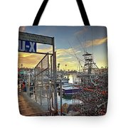 End Of Fishing Day Tote Bag