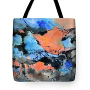 End Of Party Tote Bag