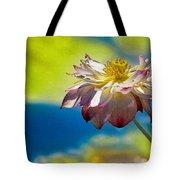 End Of Summer Lotus Tote Bag