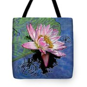 End Of Summer Shower Tote Bag