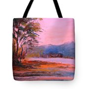 End Of The Day 09 Tote Bag