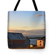 End Of The Day In Trinity Bay, Newfoundland Tote Bag