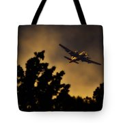 End Of The Day Milk Run Tote Bag