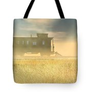 End Of The Line II Tote Bag