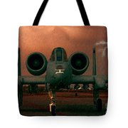 End Of The Mission Tote Bag