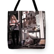 End Of The Month Hustle Tote Bag