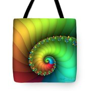 End Of The Rainbow Tote Bag
