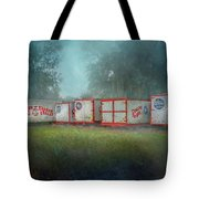 End Of The Show Tote Bag