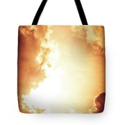 End Of The World? Tote Bag