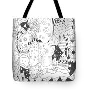 Endless Blessings Tote Bag